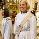 Camilla's ordination