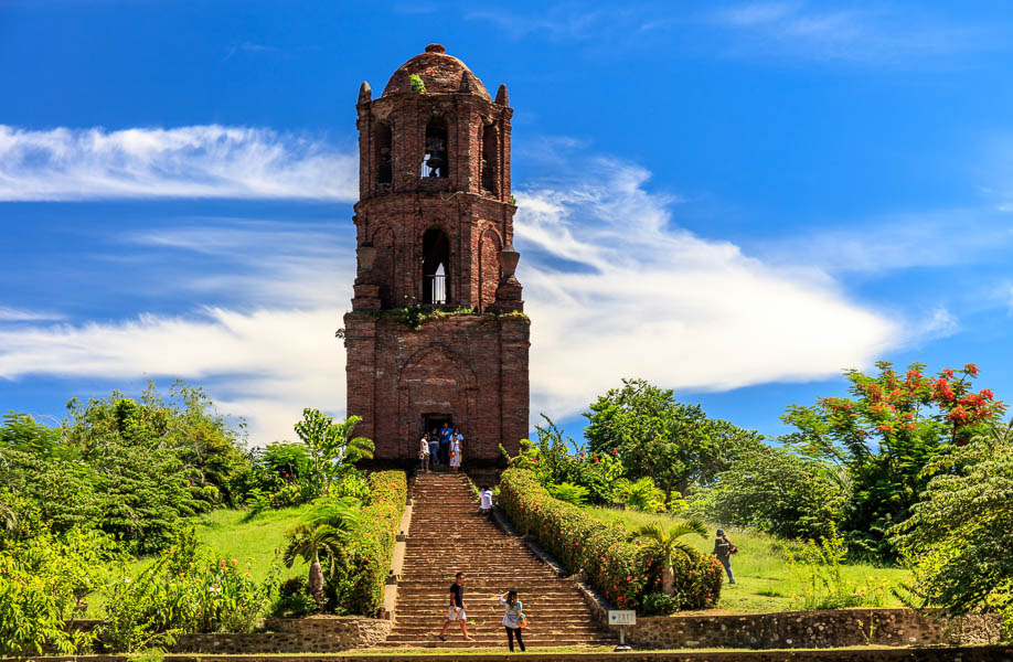 Belltower ifor Bantay church, Vigan