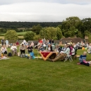 Picnic at the meadow