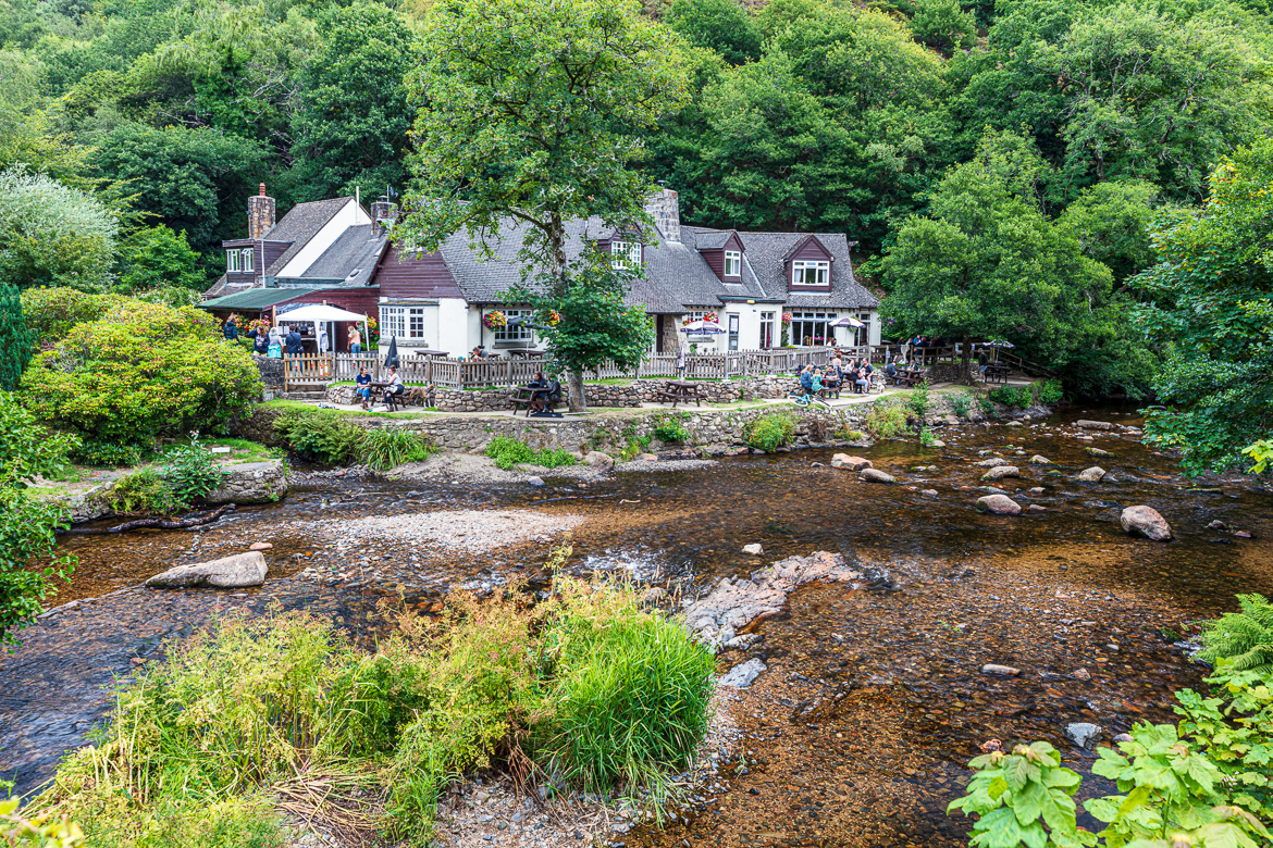 Fingle bBridge Inn