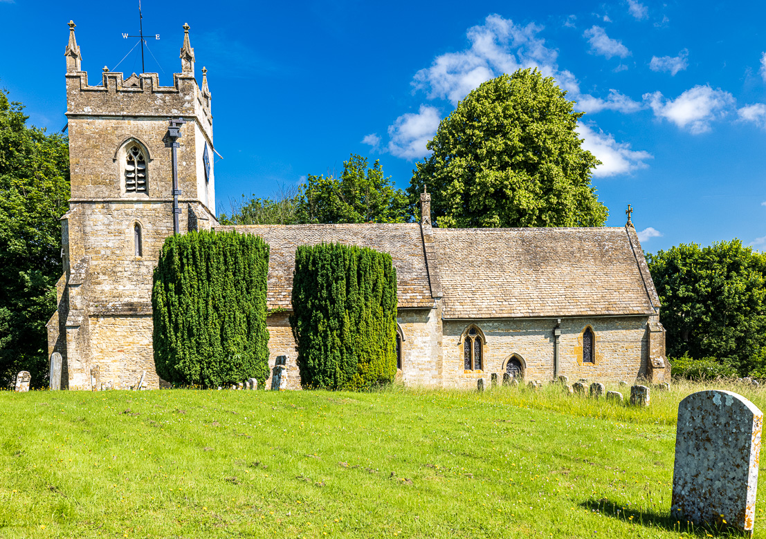 The Church at Upper Slaughter